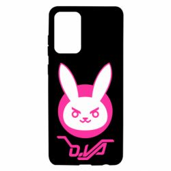 Чехол для Samsung A72 5G Overwatch dva rabbit