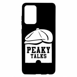 Чехол для Samsung A72 5G Peaky talks