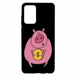Чохол для Samsung A72 5G Pig and $