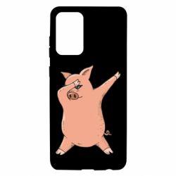 Чохол для Samsung A72 5G Pig dab