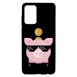 Чохол для Samsung A72 5G Piggy bank