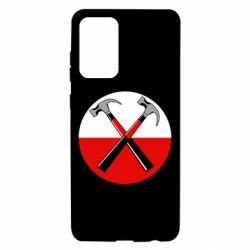 Чохол для Samsung A72 5G Pink Floyd Main Logo