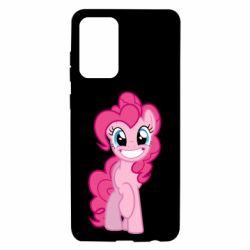 Чехол для Samsung A72 5G Pinkie Pie smile