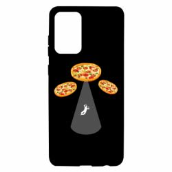 Чохол для Samsung A72 5G Pizza UFO