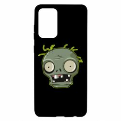 Чохол для Samsung A72 5G Plants vs zombie head