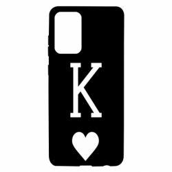 Чохол для Samsung A72 5G Playing Cards King