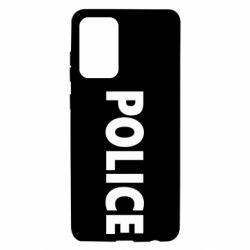 Чехол для Samsung A72 5G POLICE