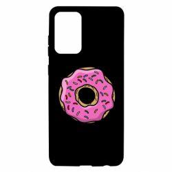 Чехол для Samsung A72 5G Пончик Гомера
