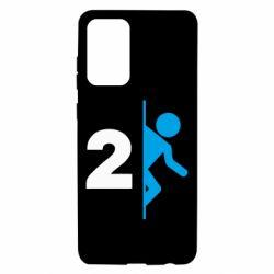 Чехол для Samsung A72 5G Portal 2 logo