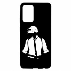Чохол для Samsung A72 5G PUBG Hero Men's