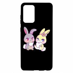 Чохол для Samsung A72 5G Rabbits In Love