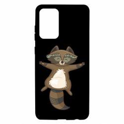 Чохол для Samsung A72 5G Raccoon