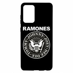 Чохол для Samsung A72 5G Ramones
