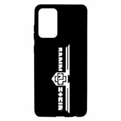 Чехол для Samsung A72 5G Ramshtain print