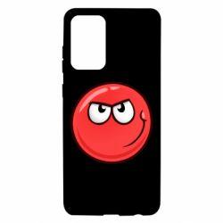 Чехол для Samsung A72 5G Red Ball game