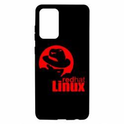 Чохол для Samsung A72 5G Redhat Linux