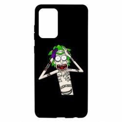 Чохол для Samsung A72 5G Рік і Морті образ Джокера