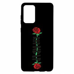 Чехол для Samsung A72 5G RipnDip rose