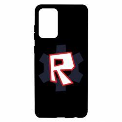 Чохол для Samsung A72 5G Roblox mini logo