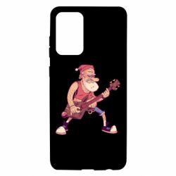 Чохол для Samsung A72 5G Rock'n'roll Santa