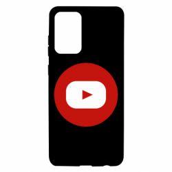 Чохол для Samsung A72 5G Round logo