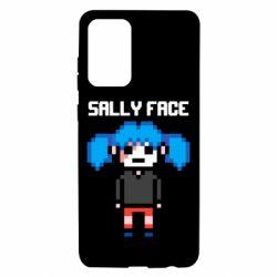 Чохол для Samsung A72 5G Sally face pixel