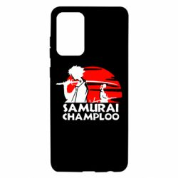 Чохол для Samsung A72 5G Samurai Champloo