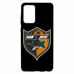 Чохол для Samsung A72 5G San Jose Sharks