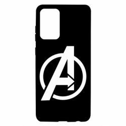 Чохол для Samsung A72 5G Сaptain Аmerica logo