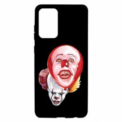 Чохол для Samsung A72 5G Scary Clown