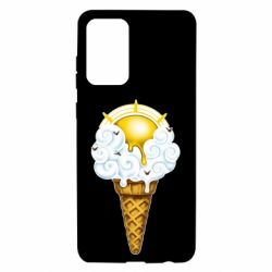 Чохол для Samsung A72 5G Sea ice cream