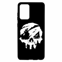 Чохол для Samsung A72 5G Sea of Thieves skull