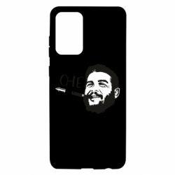 Чохол для Samsung A72 5G Сhe Guevara bullet