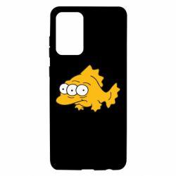 Чохол для Samsung A72 5G Simpsons three eyed fish