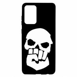 Чехол для Samsung A72 5G Skull and Fist