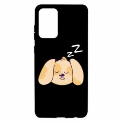 Чохол для Samsung A72 5G Sleeping dog