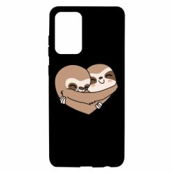 Чохол для Samsung A72 5G Sloth lovers