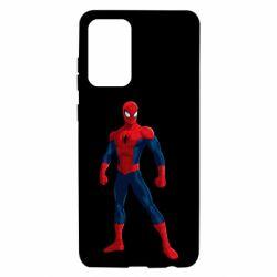 Чохол для Samsung A72 5G Spiderman in costume