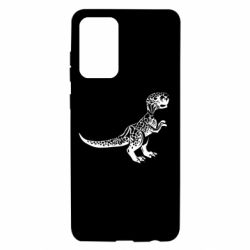 Чохол для Samsung A72 5G Spotted baby dinosaur