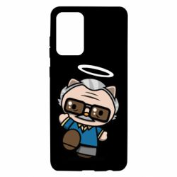Чохол для Samsung A72 5G Stan lee in hello kitty style