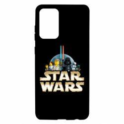 Чохол для Samsung A72 5G Star Wars Lego