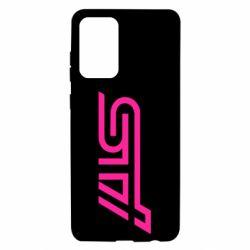 Чехол для Samsung A72 5G STI Logo