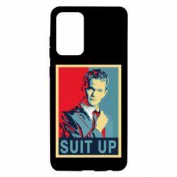 Чехол для Samsung A72 5G Suit up!