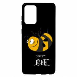 Чохол для Samsung A72 5G Шалена бджілка