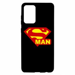 Чехол для Samsung A72 5G Super Man