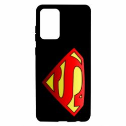 Чехол для Samsung A72 5G Superman Logo