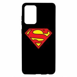 Чехол для Samsung A72 5G Superman Symbol