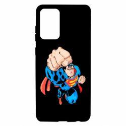 Чохол для Samsung A72 5G Супермен Комікс