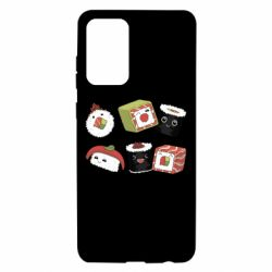 Чохол для Samsung A72 5G Sushi