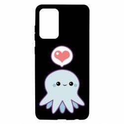 Чехол для Samsung A72 5G Sweet Octopus